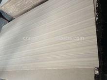 Fancy plywood / decorative plywood,straight line Natural / EV teak veneer plywood 2mm/4mm for Indian market