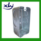 telephone junction box metal boxes with hinged lids metal tin box