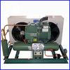 Open-type compressor condensing unit