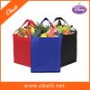 Promotion Fashion Women Non Woven/Pp Tote Shopping Bag