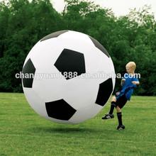Hot sale high quality funny brand pvc giant soccer ball