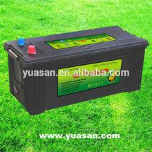 12V200AH Yuasan Heavy Duty Sealed Maintenance Free N200 Truck Batteries