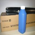 pó de toner compatível usado copiadoras kyocera mita