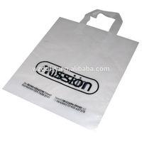 china cheap fashion plastic shopping bag