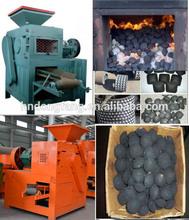 1t/h charcoal briquette machine