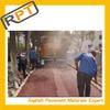 Color hot mix asphalt for beauiful road