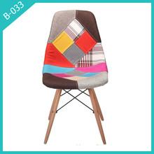 modern fabric chair dining comfortable feel