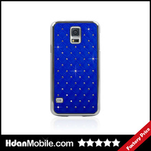Royal-Blue Blink Mobile Case For Samsung Galaxy S5 Fashion Accessories