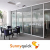 aluminum tempered glass Office Partition Glass Wall
