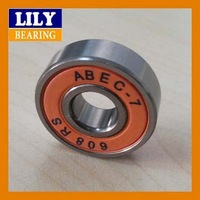 High Performance Sealed Ceramic Bearings For Roller Skates With Great Low Prices !