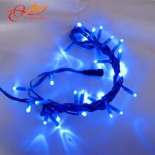 AC110v imput voltage blue color led string light