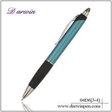 Fashion style colorful plastic pen