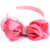 2014 beaded korean beautiful hair bows fashion headbands accessory