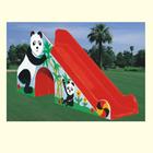 panda cartoon lovely play set slides