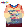 Baby clothes wholesale price ajiduo kid's apparel child's t-shirts children's clothing factory in china