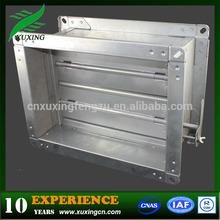 China manufacture hvac manual air volume adjustable damper