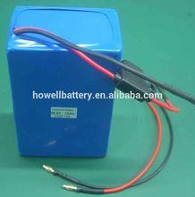 lipo battery 12V 20ah for golf cart/camper trailer