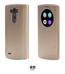 G3 Smart case,Original Rock Rong Series Flip PU Leather Case For LG G3 D850 D851 Sleep/wake up