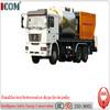 Shaanxi Delong 8 CBM asphalt tank synchronous chip sealer