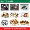 Oilite bronze bushing manufacturer/Self-lubricating copper bearing bush/Sinter copper bushing,bronze bush price high quality