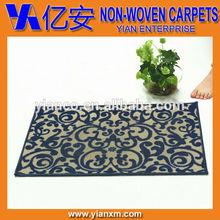 Prayer arabic non-woven cheap high quality muslim carpet