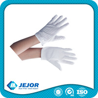 High Stretchable Good Elastic PVC Dotted ESD Gloves