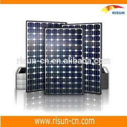 Risun mono 250W solar panel ISO,TUV,CE,UL