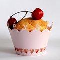 """Por atacado do casamento suprimentos suprimentos festival"""" feliz aniversário"""" cupcake wrapper materiais de decoração de bolos"""