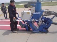 1ROPW series high quality floor shot blast machine remove epoxy coatings