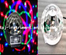 6 Ring Led Samll Crystal Ball Light