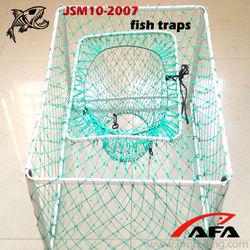 Foldable fish traps,crab traps,fish cage JSM10-2007