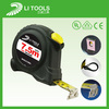 New ABS mini tape measure/laser level tape measure/circumference measuring tape