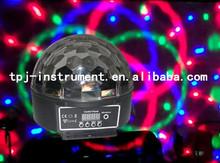 3*1watt 6 Ring Led Samll Crystal Ball Light