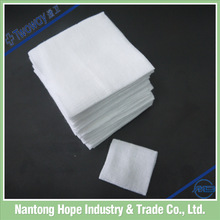 cotton medical surgical gauze swabs with x-ray or with out x-ray