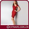 2014 Elegant new style celebrity red carpet dress lace