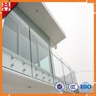 balcony glass panels
