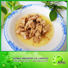 High quality canned tuna factory