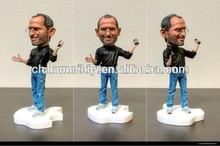 Resin steve jobs statuette figure