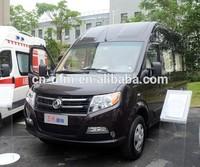 Diesel engine 15seats Dongfeng U-Vane A08 MPV/Mini Bus