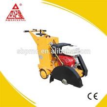 HQR saw blade asphalt concrete cutter with 13HP Honda gasoline engine CE