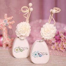 More designs and competitive price ceramic vase aroma reed diffuser