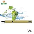 2014 sentory inventou novos best-seller pen estilo cigarro eletrônico colorido cachimbo e a mangueira com várias frutas puro e saboroso
