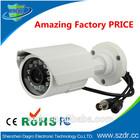 analog bullet camera1/4 CMOS 800 tvl IR-CUT analog cctv camera cctv cameras wireless remote control cctv camera made in korea