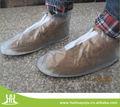 2014 moda de verano del tobillo de la señora PVC botas de lluvia tanto para hombres y mujeres