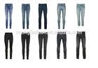 Cotton Denim Casual Jeans For Women