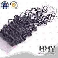 grade 8a short virgin brazilian hair weaves with lace closure