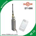 Ghz 1.2 7.5w fm mini microfone sem fio transmissor