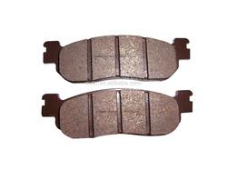 RX115 brake pads for atv