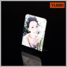 transparent acrylic magnet plastic photo picture