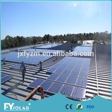 High efficiecy 50KW 100KW solar panel,solar panel kit,Solar panel system price